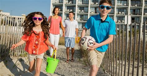 Welcome to hotel BLUE, a Premier South Myrtle Beach Resort