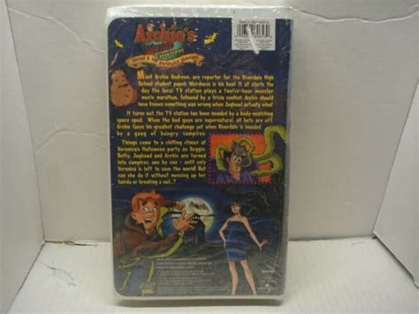 Archies Weird Mysteries: Archie the Riverdale Vampires