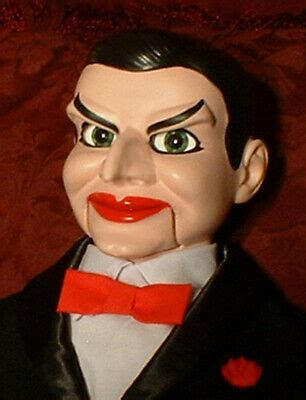 """HAUNTED Ventriloquist Doll """"EYES FOLLOW YOU"""" dummy puppet"""