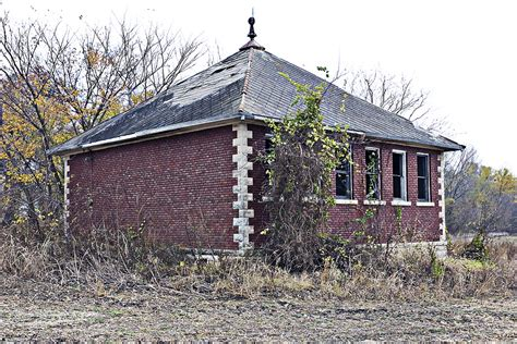 One Of The Most Hauntingly Beautiful Abandoned Towns In Kansas