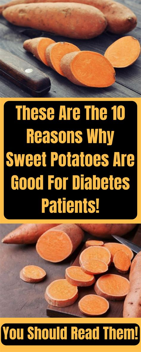 These Are The 10 Reasons Why Sweet Potatoes Are Good For