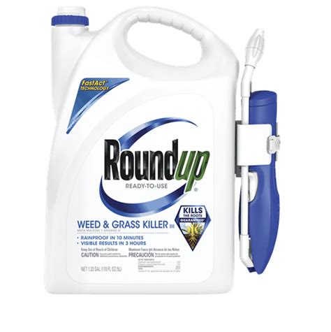 Where Can I Use Roundup® Products? | Weeding Wisely