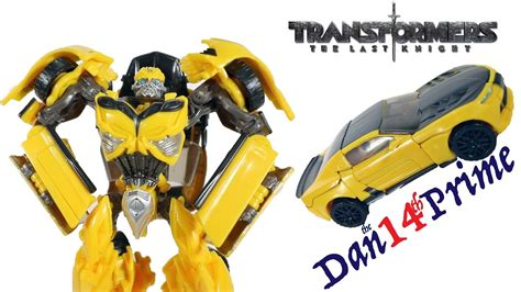 Bumblebee Premier Edition Deluxe Class - Transformers The