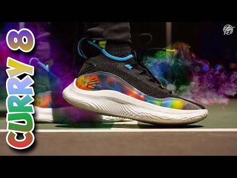 Mens Shoes - Under Armour Curry 6 - Navy - Basketball