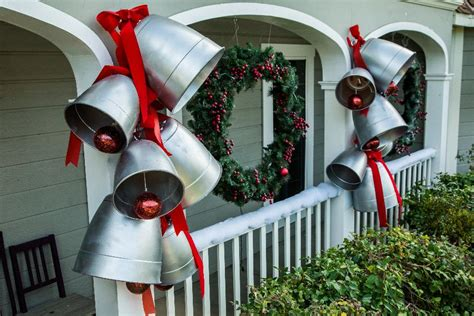 DIY Giant Silver Bells - Home & Family | Hallmark Channel