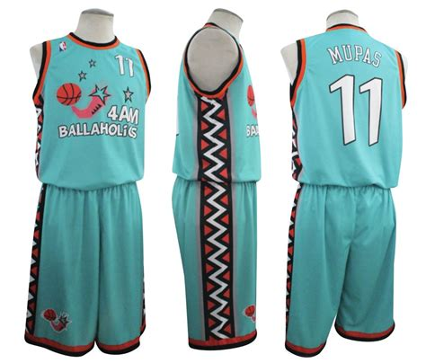 Basketball Uniforms - Willix Sports - Philippines' Trusted