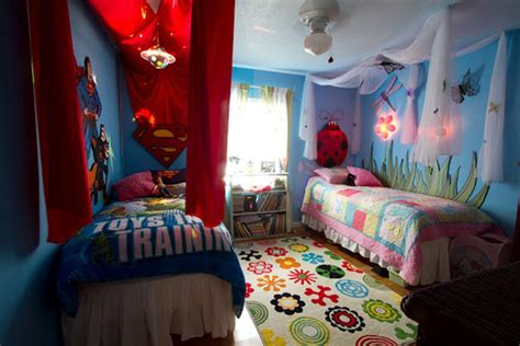 Daughters Like Different Things? There's A Split Room For
