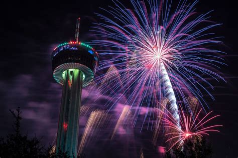 10 Best Cities to Visit for New Year's Eve in Texas