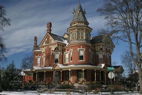 The Bed & Breakfast In Arkansas That Is Straight Out Of A