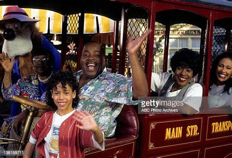 Family Matters Disney World Stock Photos and Pictures