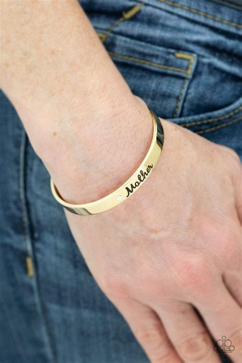 Every Day is Mother's Day Gold Bracelet | Paparazzi