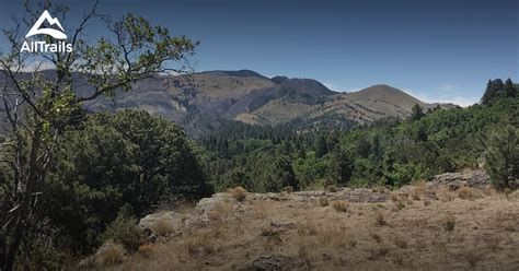 Best Trails in White Mountain Wilderness - New Mexico