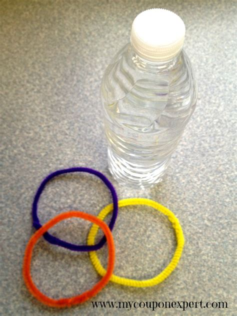 Frugal Family Fun: Olympic Ring Toss Game