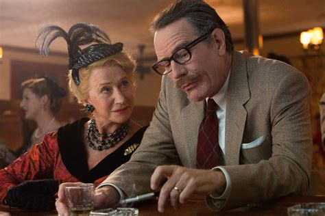 Trumbo's Bryan Cranston furiously watchable: review