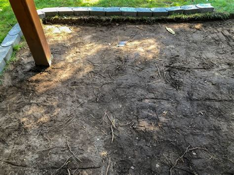 How to Make a Pea Gravel Patio in a Weekend - The Handyman