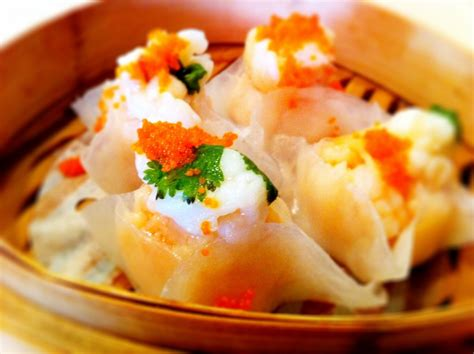 Neptune Seafood's Lobster Dumplings: Hail to the King of