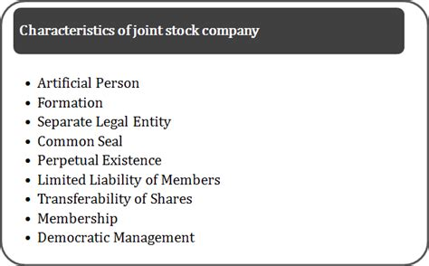 Company Form of Business Organization (Important for UGC
