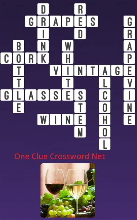 Wine - Get Answers for One Clue Crossword Now