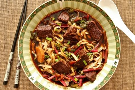 The Food of Taiwan: Beef Noodle Soup   Mission: Food