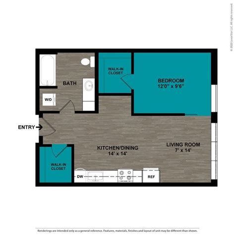 Osprey | South Waterfront Portland Apartments | Home