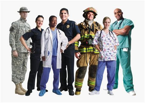 First Responders Working Holidays , Free Transparent