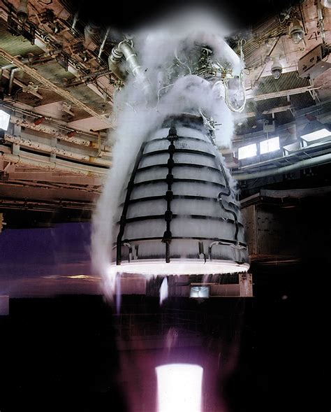 Inside the Rocket Engine Powering the Future of Space