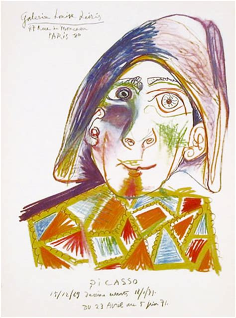 What Is An Original Picasso Graphic? - Web Art Academy