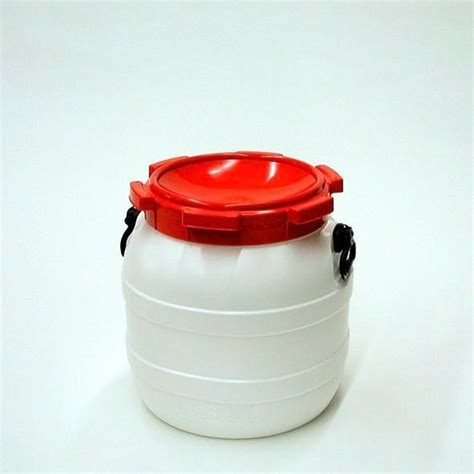 Open head drum WH 42, made from Polyethylene (PE), 42