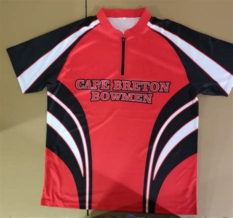 Archery Jersey For Canada Archery Game Competition - News