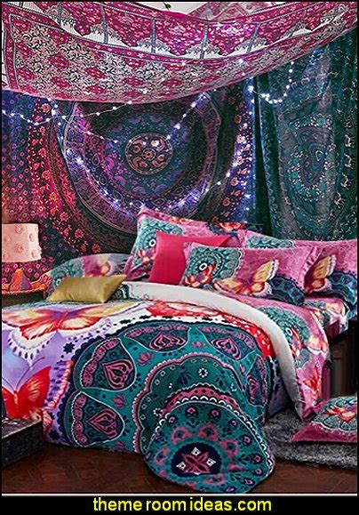 Decorating theme bedrooms - Maries Manor: Boho Style