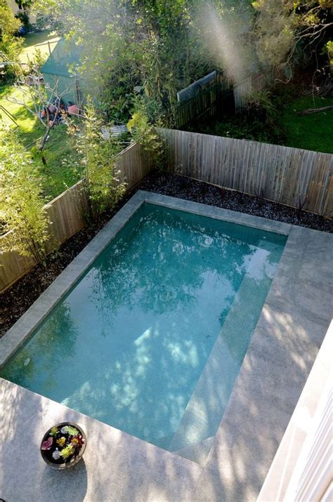 34 Coolest Plunge Pool Ideas For Your Backyard - Gardenoholic