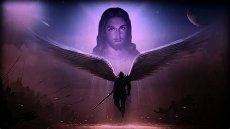 Angel Of The Lord Moses HD Jesus Wallpapers | HD