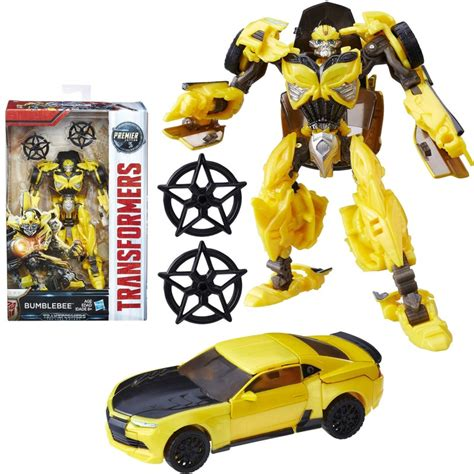 Transformers The Last Knight Premier Edition Deluxe Bumblebee